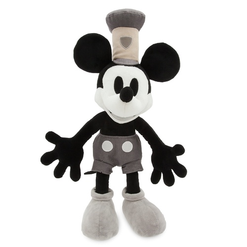 Mickey Mouse Plush Medium Steamboat Willie