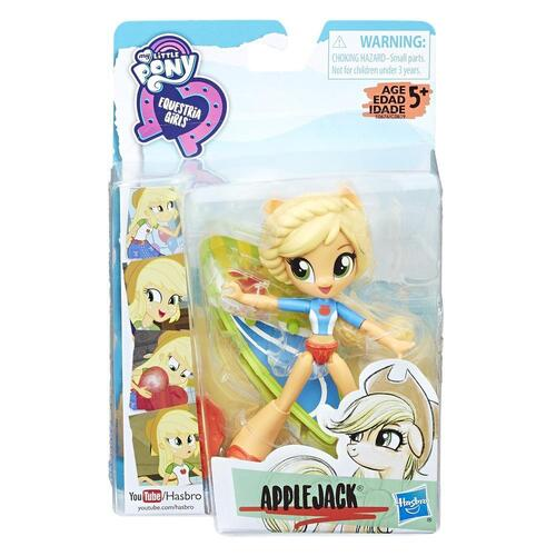 My Little Pony Equestria Girls Beach Collection Applejack