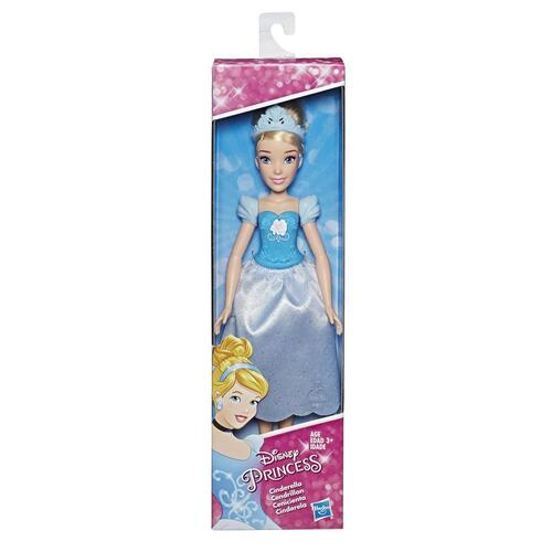 Disney Princess Cinderella Fashion Doll
