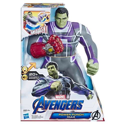 Power Punch Hulk Marvel Avengers