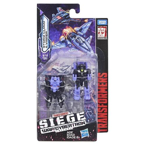 Transformers Micromaster WFC-S5 Decepticon Air Strike Patrol