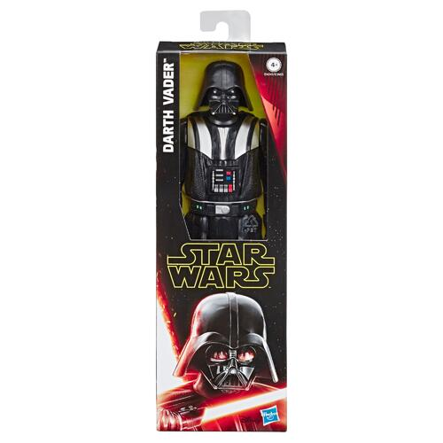 Star Wars Hero Series Darth Vader Figure with Lightsaber