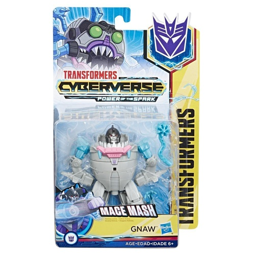 Transformers Cyberverse Warrior Class Gnaw Action Figure