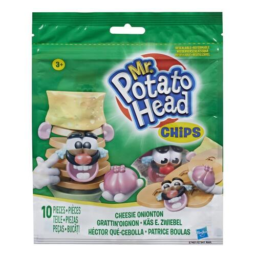 Mr Potato Head Chips Cheesie Onionton