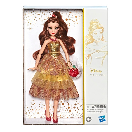 Disney Princess Style Series Collector Doll Belle