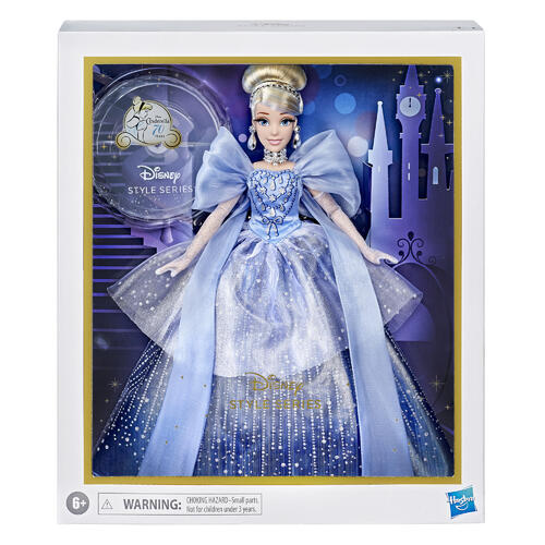 Disney Princess Style Series Holiday Style Cinderella
