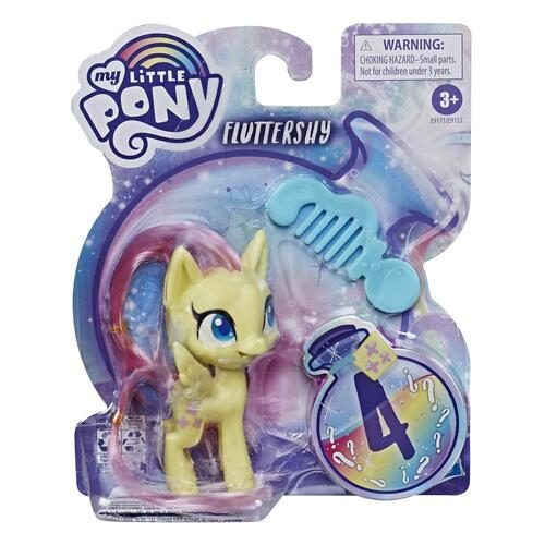 My Little Pony Fluttershy Potion Pony Figure