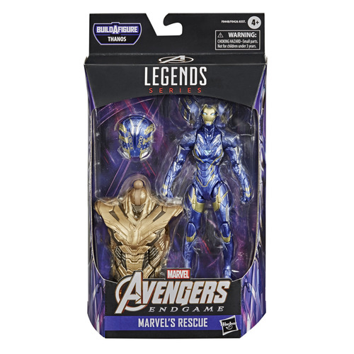 Marvel Legends Series Avengers Endgame Marvels Rescue