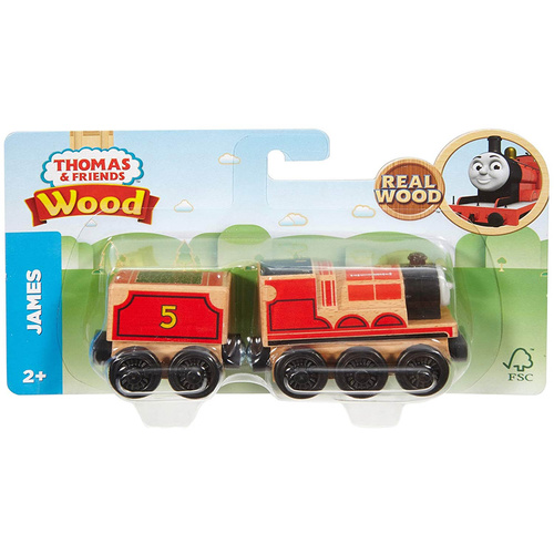 James Wooden Train Large Thomas and Friends
