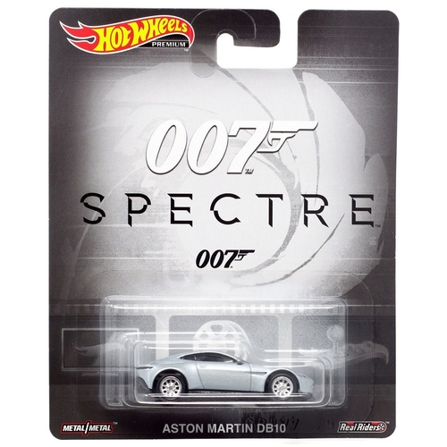 Hot Wheels Premium 007 Aston Martin DB10
