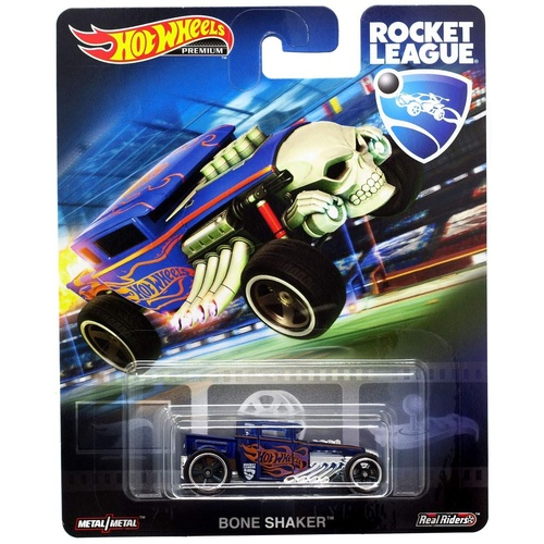 Hot Wheels Premium Bone Shaker 1:64