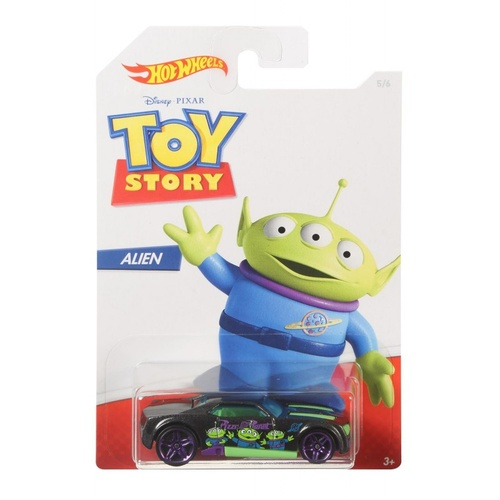 Hot Wheels Toy Story Alien Bully Goat