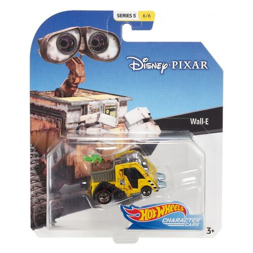 Hot Wheels Disney Pixar Wall-E Character Cars