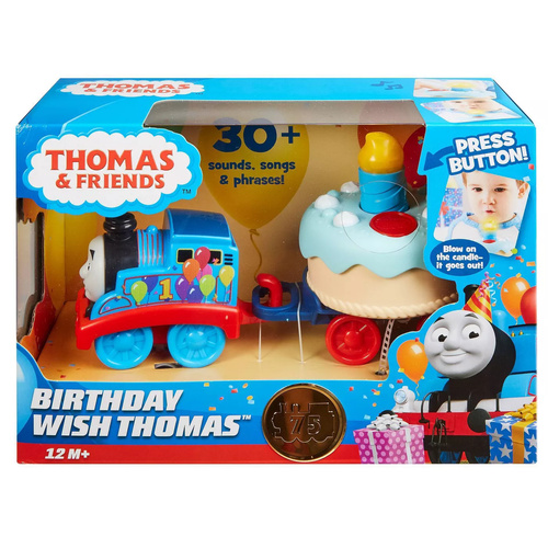 Birthday Wish Thomas Thomas and Friends