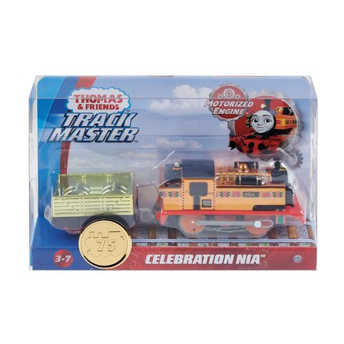 Thomas and Friends Track Master Celebration Nia