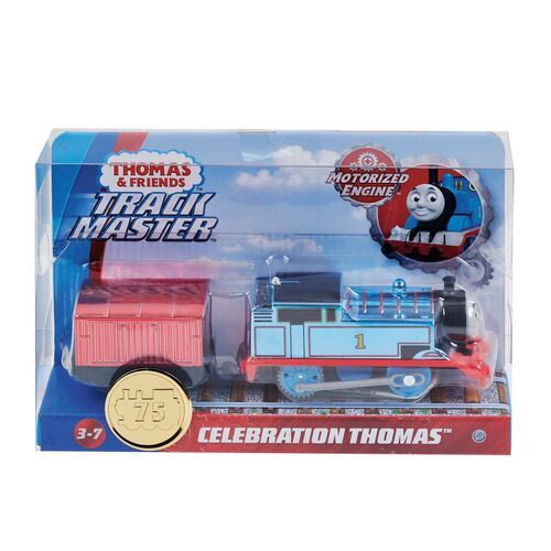 Thomas and Friends Track Master Celebration Thomas