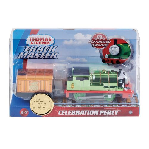 Thomas and Friends Track Master Celebration Percy