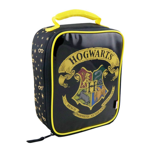 Harry Potter Hogwarts Insulated Lunch Bag by Zak!