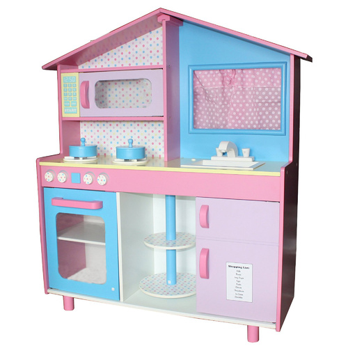 Kids Kitchen Polka Dot