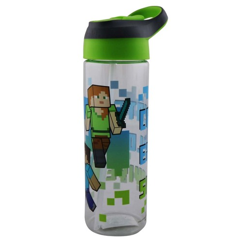 Minecraft 739ml Drink Bottle by ZAK!