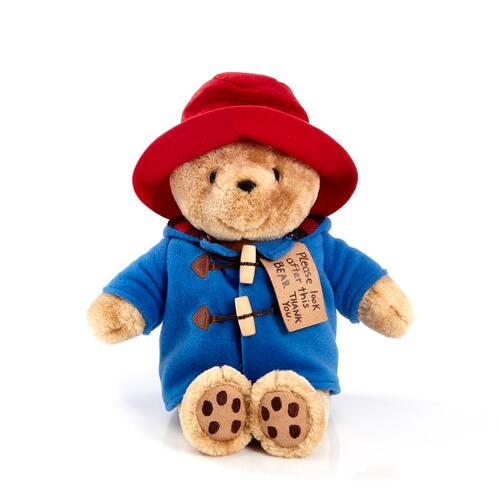 Paddington Bear Sitting Plush 26cm