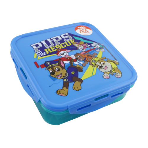 Paw Patrol Snap Sandwich Container by ZAK!