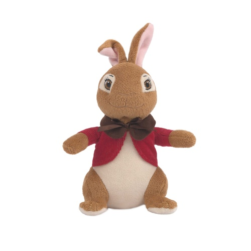Flopsy Rabbit Small Plush Red Toy
