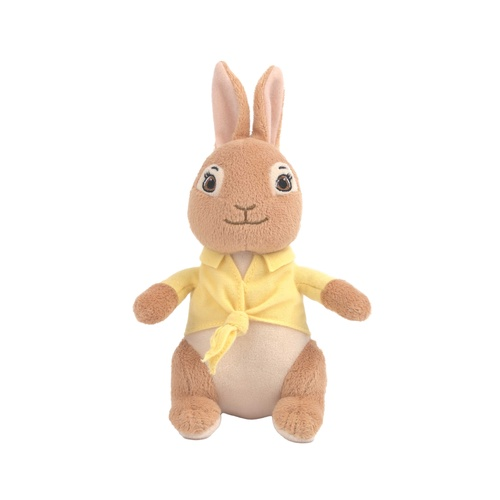 Mopsy Rabbit Small Plush Yellow Toy