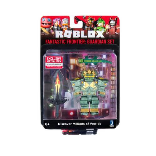 Roblox Fantastic Frontier Guardian Set Core Figure