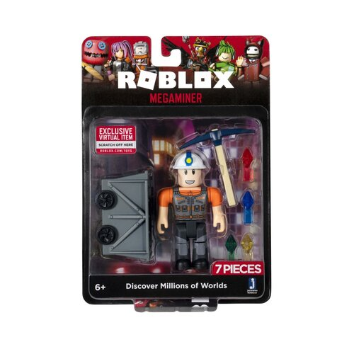 Roblox Megaminer Core Figure