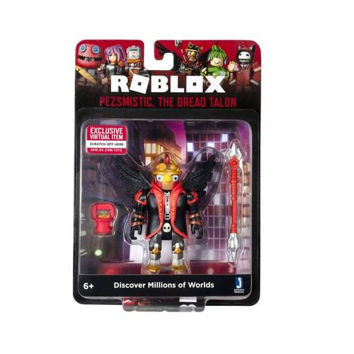 Roblox Pezsmistic The Dread Talon Core Figure