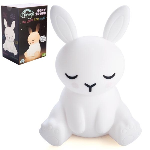 Bunny Silicone Touch LED Lamp
