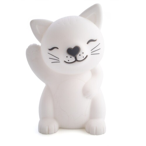 Lil Dreamer Cat Silicone Touch LED Lamp