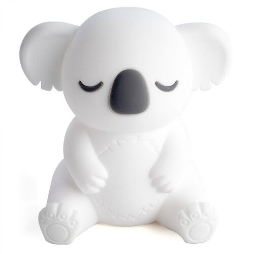 Lil Dreamer Sleeping Koala Silicone Touch LED Lamp