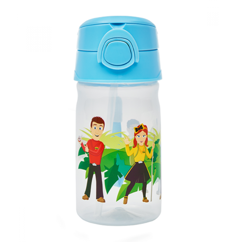 The Wiggles 350ml Safari Drink Bottle