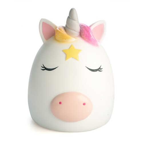 Smooshos Pals Unicorn Table Lamp