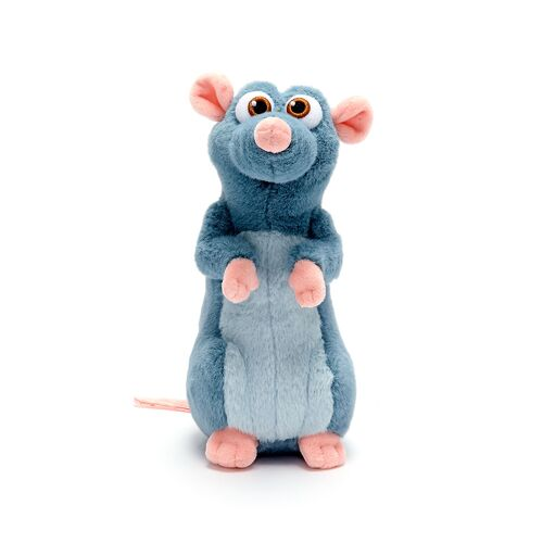 Remy Plush Ratatouille Small