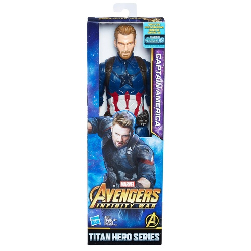 Captain America Titan Hero Figure Infinity War