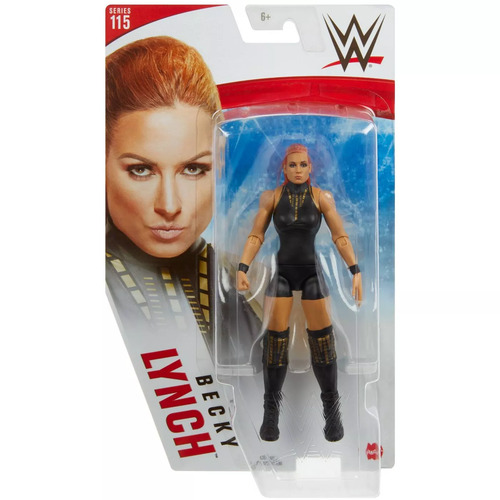 WWE Becky Lynch Action Figure
