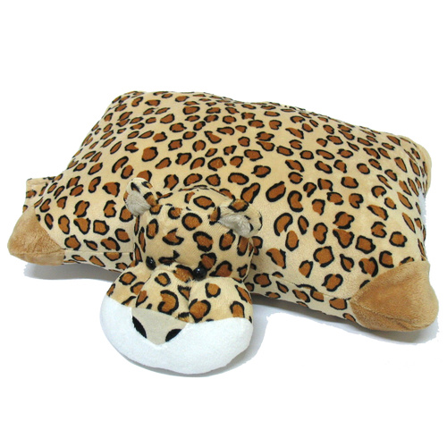 Larry the Leopard Snuggle Pet